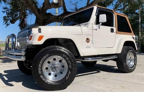 1998 Jeep Wrangler for sale in New Smyrna Beach, FL
