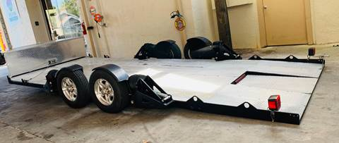 """2017 AirbaggedTrailers 18"""" for sale at PennSpeed in New Smyrna Beach FL"""
