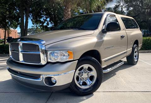 2002 Dodge Ram Pickup 1500 for sale at PennSpeed in New Smyrna Beach FL