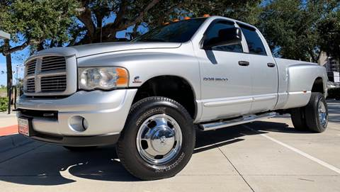 2004 Dodge Ram Pickup 3500 for sale at PennSpeed in New Smyrna Beach FL