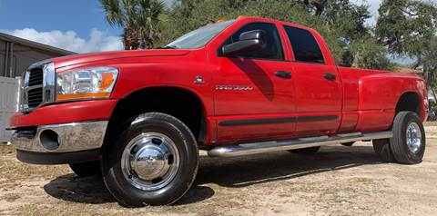 2006 Dodge Ram Pickup 3500 for sale at PennSpeed in New Smyrna Beach FL