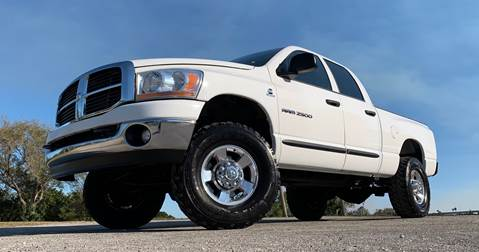 2006 Dodge Ram Pickup 2500 for sale at PennSpeed in New Smyrna Beach FL
