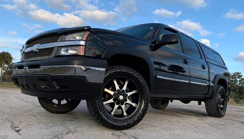2005 Chevrolet Silverado 1500 for sale at PennSpeed in New Smyrna Beach FL