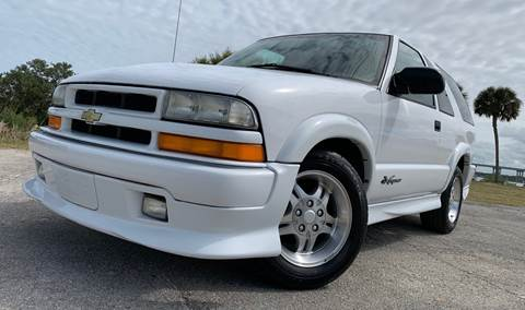2002 Chevrolet Blazer for sale at PennSpeed in New Smyrna Beach FL