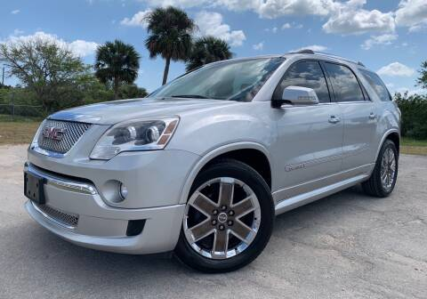 2012 GMC Acadia for sale at PennSpeed in New Smyrna Beach FL