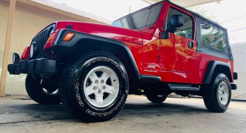 2004 Jeep Wrangler for sale at PennSpeed in New Smyrna Beach FL