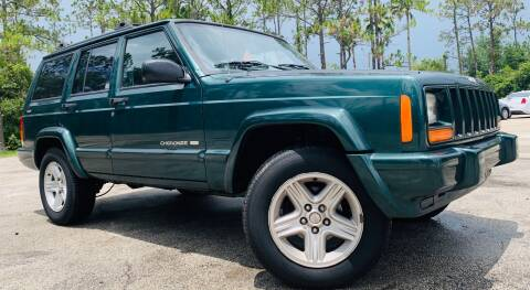 2001 Jeep Cherokee for sale at PennSpeed in New Smyrna Beach FL