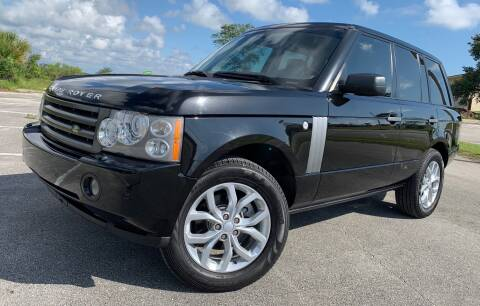 2009 Land Rover Range Rover for sale at PennSpeed in New Smyrna Beach FL