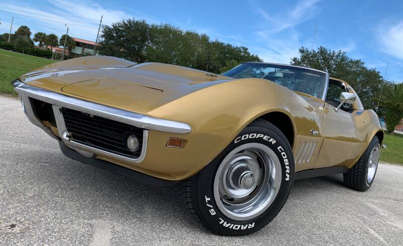 1969 Chevrolet Corvette for sale at PennSpeed in New Smyrna Beach FL