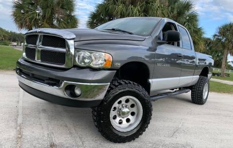 2004 Dodge Ram Pickup 2500 for sale at PennSpeed in New Smyrna Beach FL