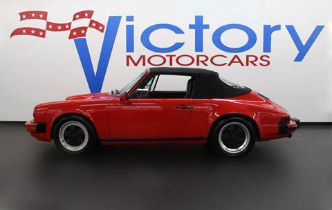1985 Porsche 911 for sale in Houston, TX