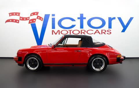 1984 Porsche 911 for sale in Houston, TX