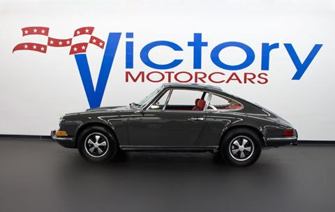 1970 Porsche 911 CPE for sale at Victorymotorcars in Houston TX
