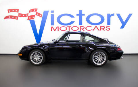 1995 Porsche 911 Carrera for sale at Victorymotorcars in Houston TX