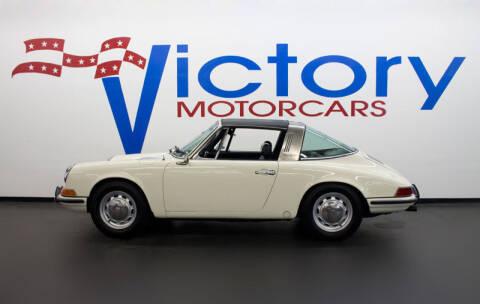 1971 Porsche 911 T TARGA for sale at Victorymotorcars in Houston TX