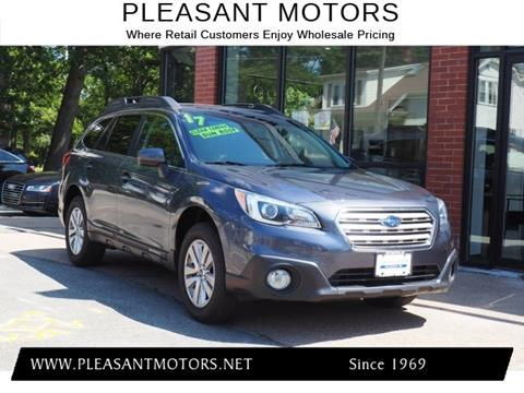 2017 Subaru Outback for sale in New Bedford, MA