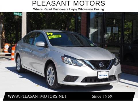 2019 Nissan Sentra for sale in New Bedford, MA
