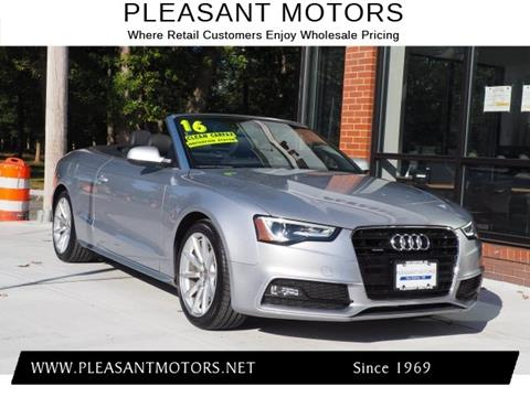 2016 Audi A5 for sale in New Bedford, MA