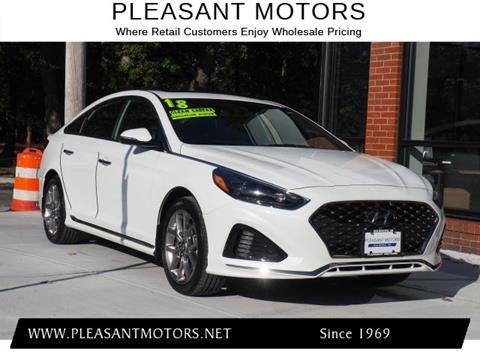 2018 Hyundai Sonata for sale in New Bedford, MA