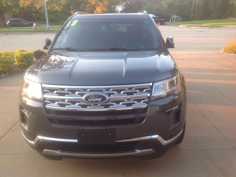 2018 Ford Explorer for sale in Dubuque, IA