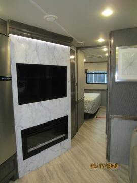 2019 Ford Motorhome Chassis
