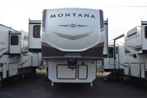 2020 Keystone MONTANA 3781RL