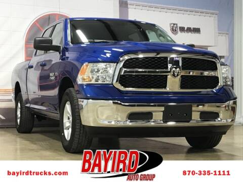 2019 RAM Ram Pickup 1500 Classic SLT for sale at Bayird RV Truck and Camper Center in Paragould AR