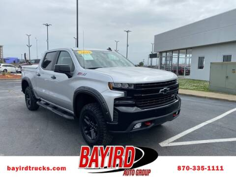2019 Chevrolet Silverado 1500 for sale at Bayird RV Truck and Camper Center in Paragould AR