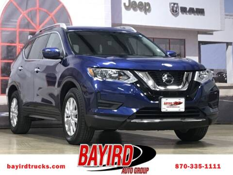2019 Nissan Rogue for sale at Bayird RV Truck and Camper Center in Paragould AR