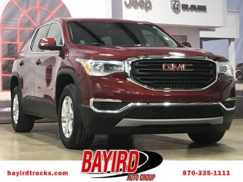 2018 GMC Acadia for sale at Bayird RV Truck and Camper Center in Paragould AR