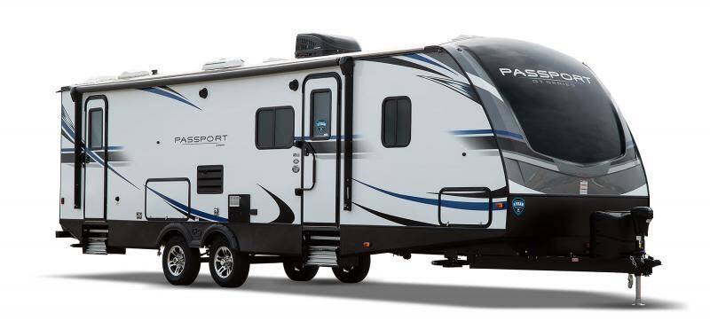 2021 Keystone 2710RB for sale at Bayird RV Truck and Camper Center - Trailers in Paragould AR