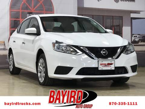 2019 Nissan Sentra for sale at Bayird RV Truck and Camper Center in Paragould AR
