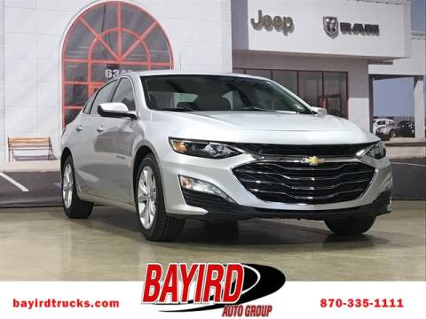 2020 Chevrolet Malibu for sale at Bayird RV Truck and Camper Center in Paragould AR
