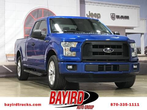 2016 Ford F-150 for sale at Bayird RV Truck and Camper Center in Paragould AR