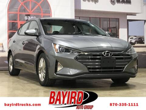2019 Hyundai Elantra for sale at Bayird RV Truck and Camper Center in Paragould AR