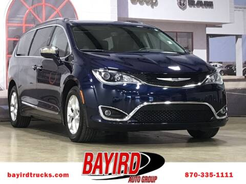 2020 Chrysler Pacifica for sale at Bayird RV Truck and Camper Center in Paragould AR
