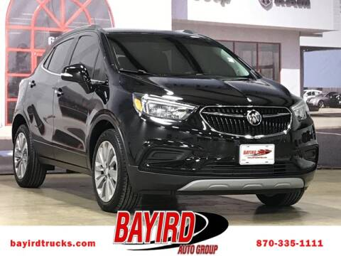 2018 Buick Encore for sale at Bayird RV Truck and Camper Center in Paragould AR