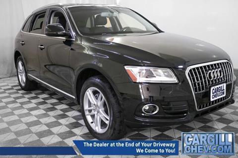 2017 Audi Q5 for sale in Putnam, CT