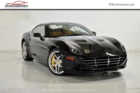 2017 Ferrari California T for sale in Oakland Park, FL