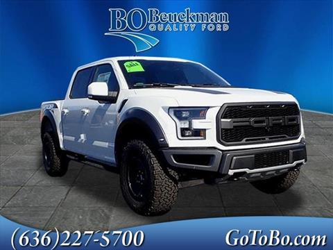 2018 Ford F-150 for sale in Ellisville, MO