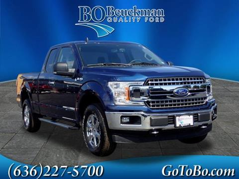 2019 Ford F-150 for sale in Ellisville, MO