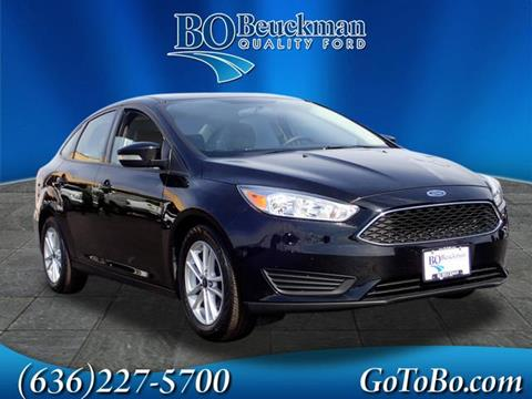2016 Ford Focus for sale in Ellisville, MO