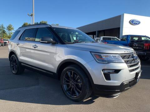 2018 Ford Explorer for sale at Ford Trucks in Ellisville MO
