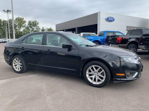 2011 Ford Fusion for sale at Ford Trucks in Ellisville MO