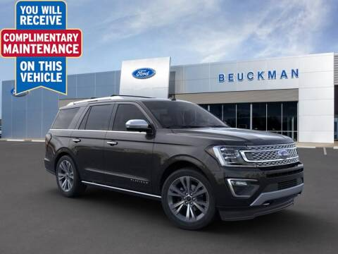 2020 Ford Expedition for sale at Ford Trucks in Ellisville MO