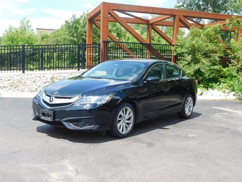 2016 Acura ILX for sale in Ypsilanti, MI