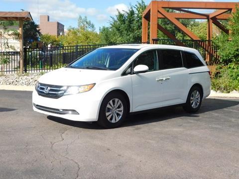 2016 Honda Odyssey for sale in Ypsilanti, MI