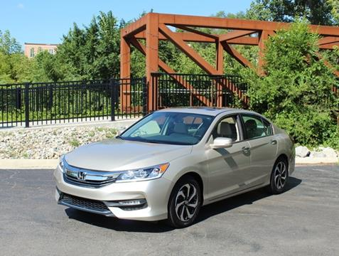 2016 Honda Accord for sale in Ypsilanti, MI