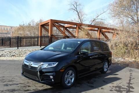 2020 Honda Odyssey for sale in Ypsilanti, MI