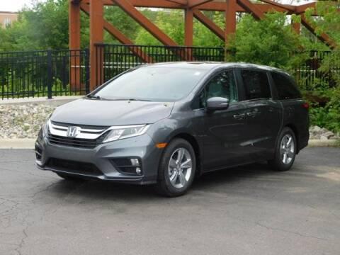 2019 Honda Odyssey for sale in Ypsilanti, MI